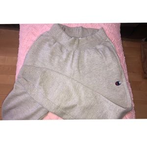 Champion Grey Sweatpants / Joggers